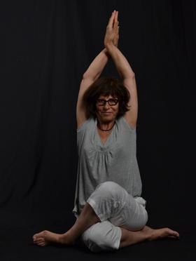 Maité Ginestet. Enseignement du Yoga à Montpellier